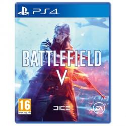 Battlefield V ps4 + steelbook