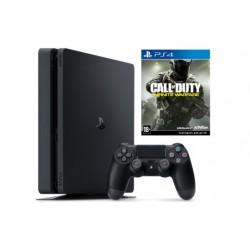 PS4 Slim + COD: infinite warfare