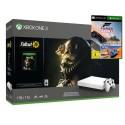 Xbox One X + Fallout 76 + Forza Horizon 3