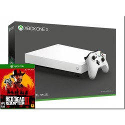 Xbox One X + Red Dead Redemption 2