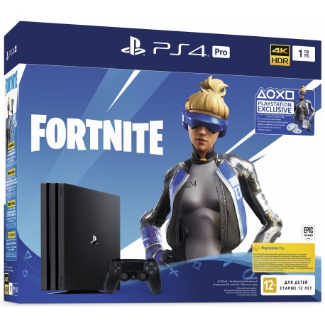 Playstation4 Pro + Fortnite