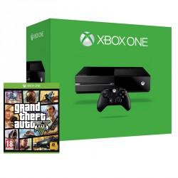 Xbox One +GTA 5