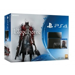 Sony PlayStation 4 500Gb + Bloodborne bundle