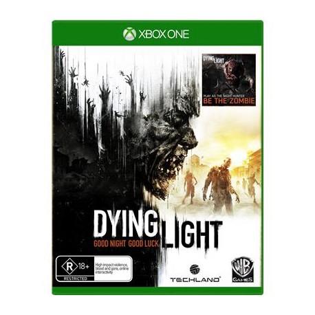 Диск Dying Light