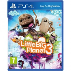 Диск Little Big Planet 3