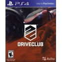 Диск Driveclub (PS4)