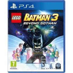 Диск LEGO Batman 3: Залишаючи Готем (PS4)