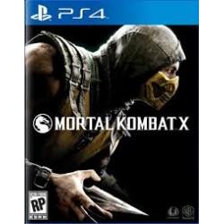 Диск Mortal kombat x