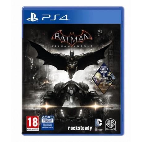 Диск Batman: arkham knight