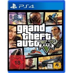 Диск Grand Theft Auto v