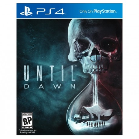 Диск Until Dawn