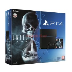 Sony PlayStation 4 500Gb + Until Dawn