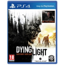 Диск Dying Light PS4