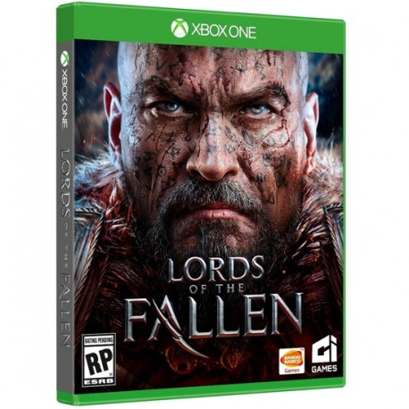 Диск Lords of the Fallen