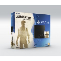 Sony PlayStation 4 500Gb + UNCHARTED