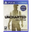 Диск UNCHARTED: The Nathan Drake Collection