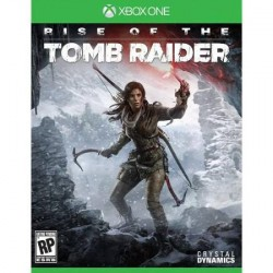 Игра Rise of the Tomb Raider xbox one