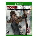Игра Tomb Raider Definitive Edition xbox one