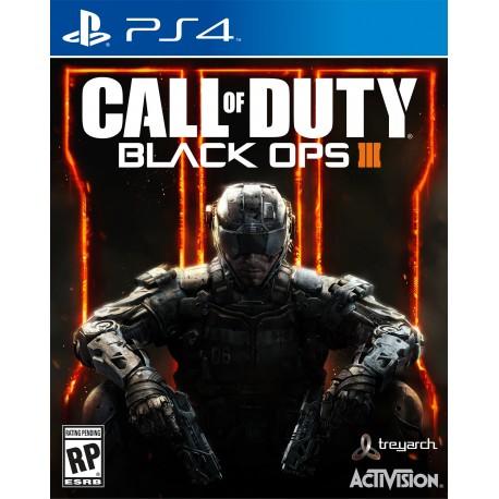 Диск Call of Duty: Black Ops III