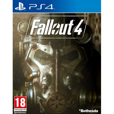 Диск Fallout 4