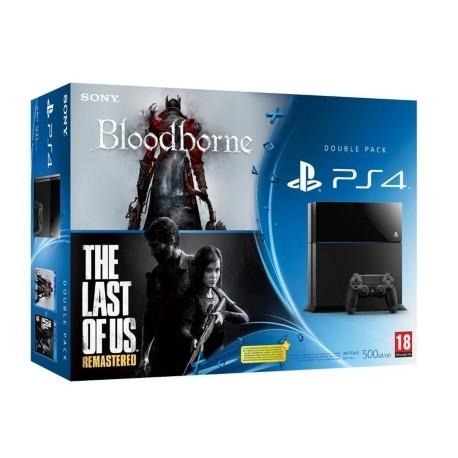 Sony PlayStation 4 1000Gb + Bloodborne + The Last of us