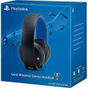 PlayStation Gold Wireless Headset (black)