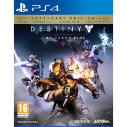 Destiny : The Taken King (Legendary Edition)
