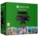 Xbox One + Kinect + ZOO Tycon + Dance central: spotlight + Kinect Sports rivals