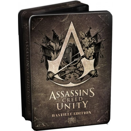 Диск Assassin's Creed Unity - bastille edition