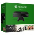 Xbox One 1TB + Tom Clancy's Rainbow Six (три частини)