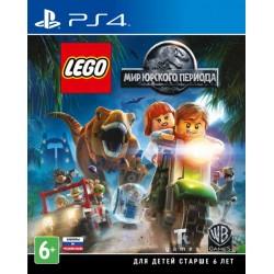 Диск LEGO Мир Юрского Периода (PS4)