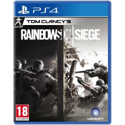 Rainbow Six - Siege (ps4)