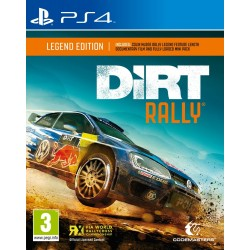 Dirt Rally - legend edition (PS4)