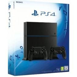 Sony PlayStation 4 + dualshock 4 x2