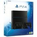 Sony PlayStation 4 1TB + dualshock 4 x2