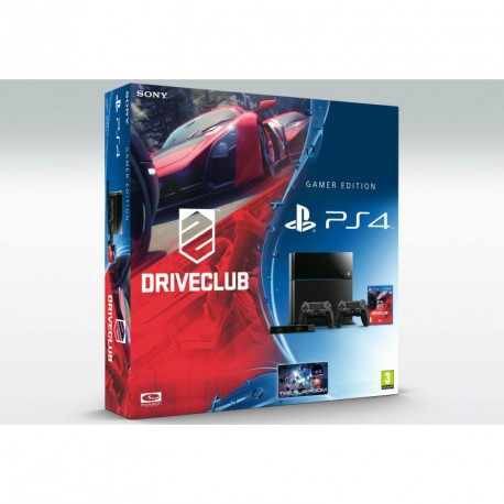 PS4 1TB + Camera + dualshock 4 x2 + DriveClub
