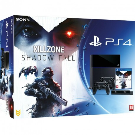 PS4 + Camera + dualshock 4 x2 + Killzone