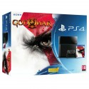Sony PlayStation 4 500GB + The God of War 3