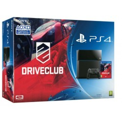 Sony PlayStation 4 1000Gb + Driveclub
