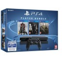 Sony PlayStation 4 1TB +BloodBorn + The Last Of Us + The Order 1886