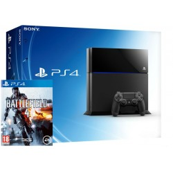 Sony PlayStation 4 1TB + Battlefield 4