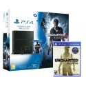 Sony PlayStation 4 1TB + Uncharted 4 + Uncharted: Collection