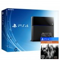 Sony PlayStation 4 1TB + Dying Light the following