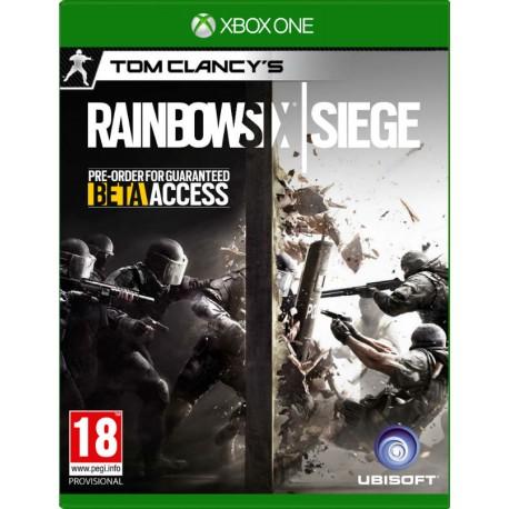 Игра Tom Clancy's - Rainbow Six Siege на Xbox One