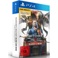 The Witcher 3: Wild Hunt — Кровь и Вино (дополнение)