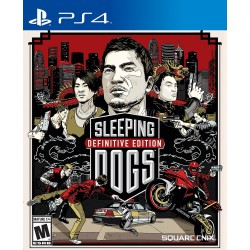 Sleeping Dogs: Definitive Edition (PS4)