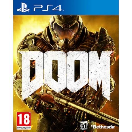 Doom на ps4