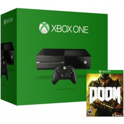 Xbox One 500GB + Doom