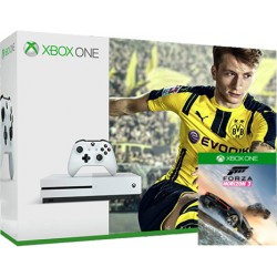 Xbox One S 500Gb + Fifa 17 + Forza Horizon 3