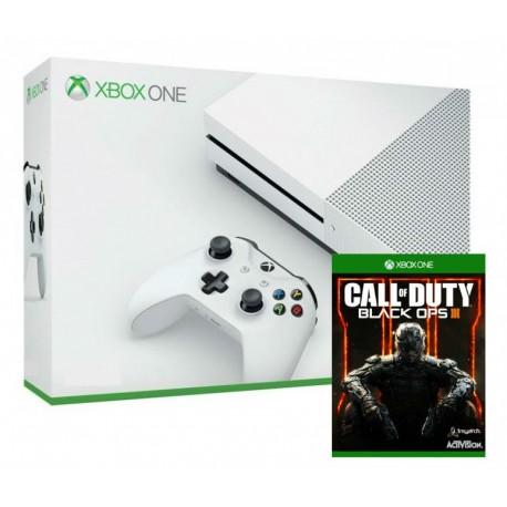 Xbox One S + Call of Duty: Black Ops III